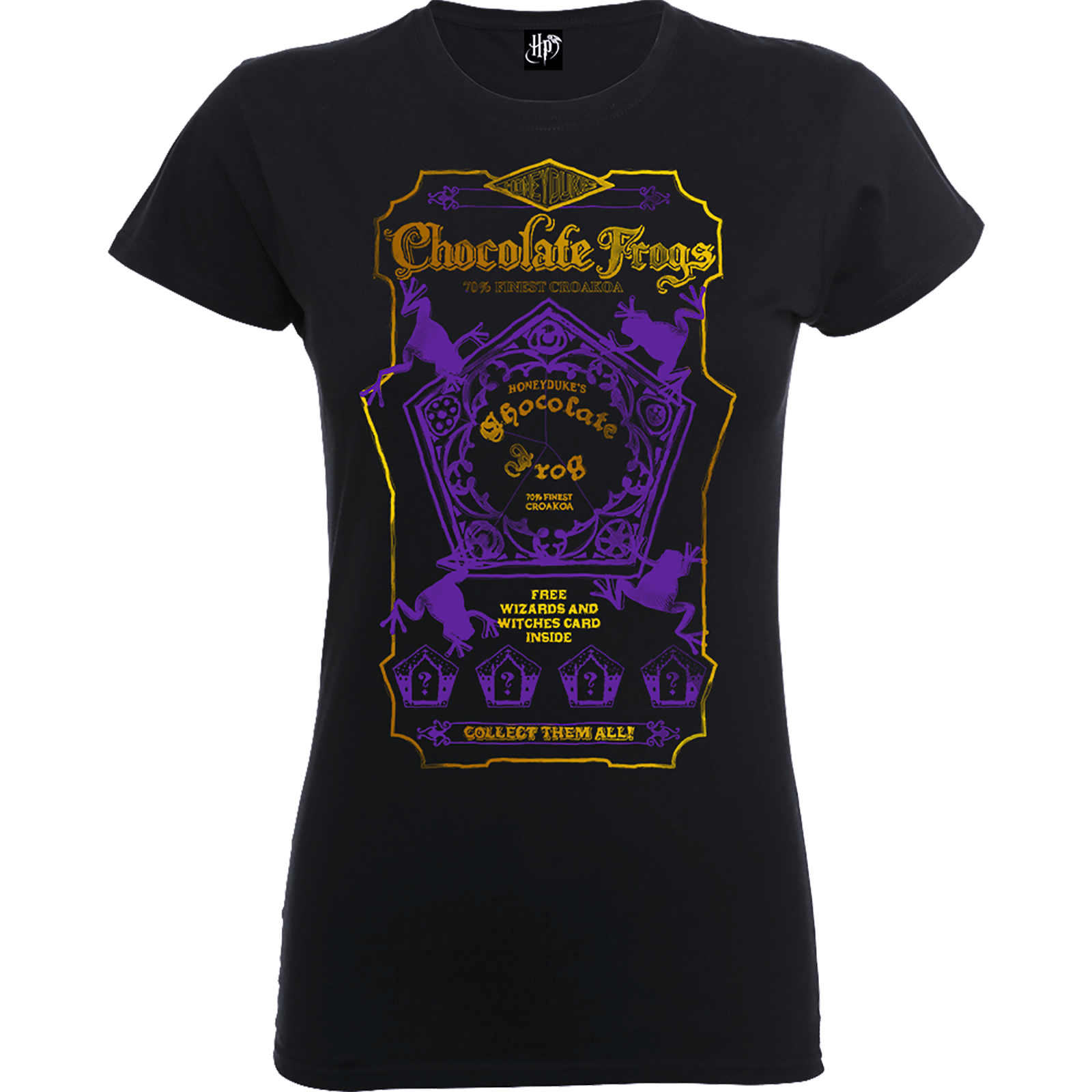 Harry Potter Honeydukes Purple Chocolate Frogs Women