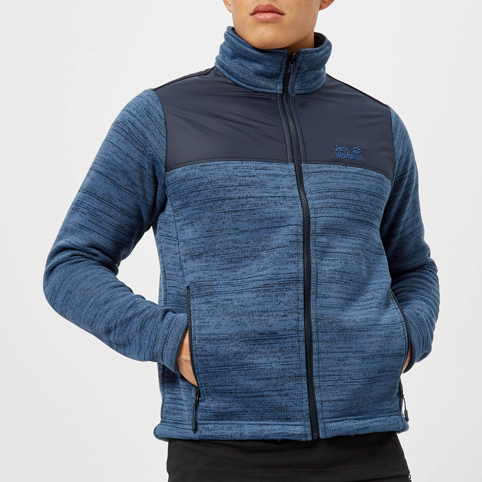 jack wolfskin aquila fleece jacket