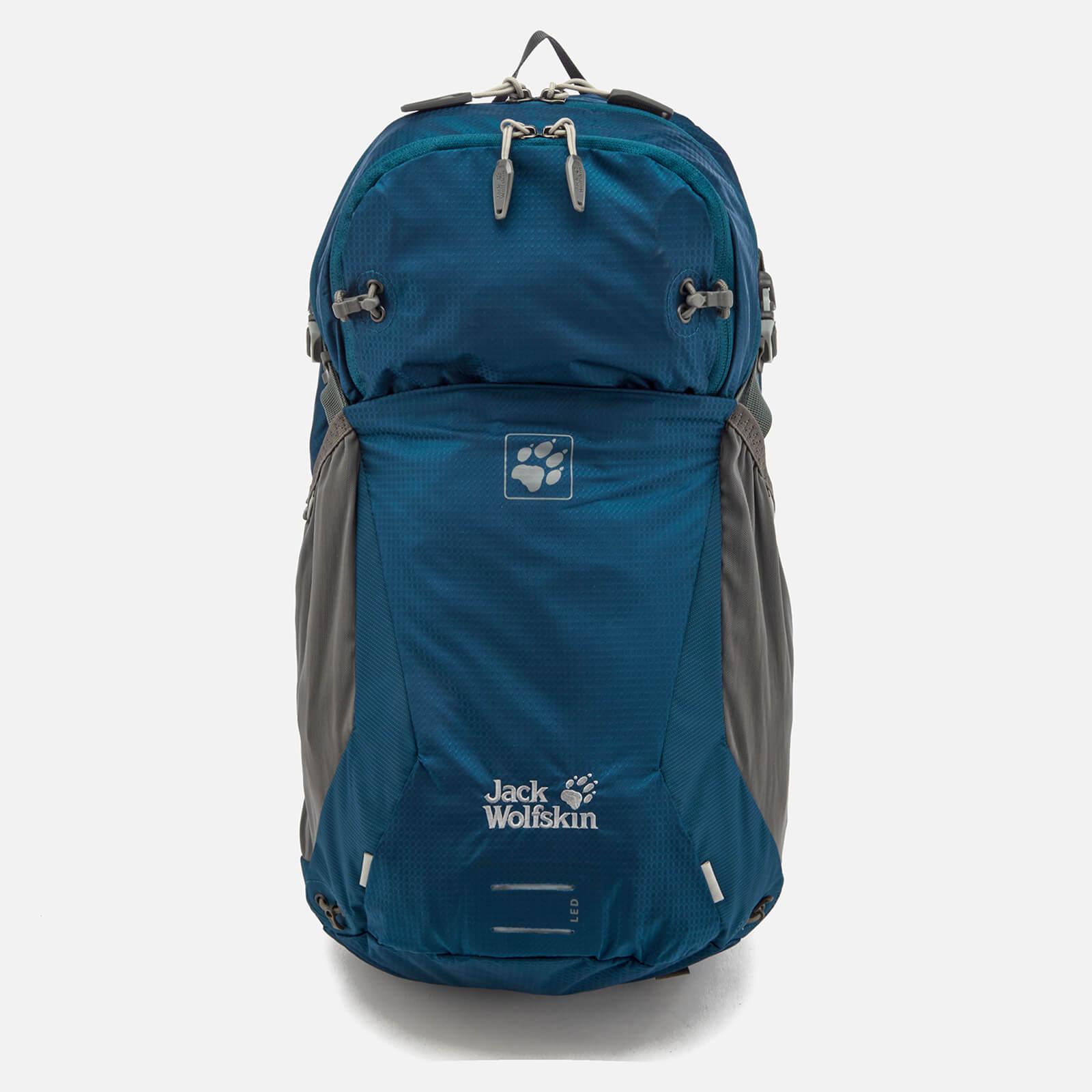 taniej Nowa kolekcja naprawdę wygodne Jack Wolfskin Men's Moab Jam 24 Backpack - Poseidon Blue