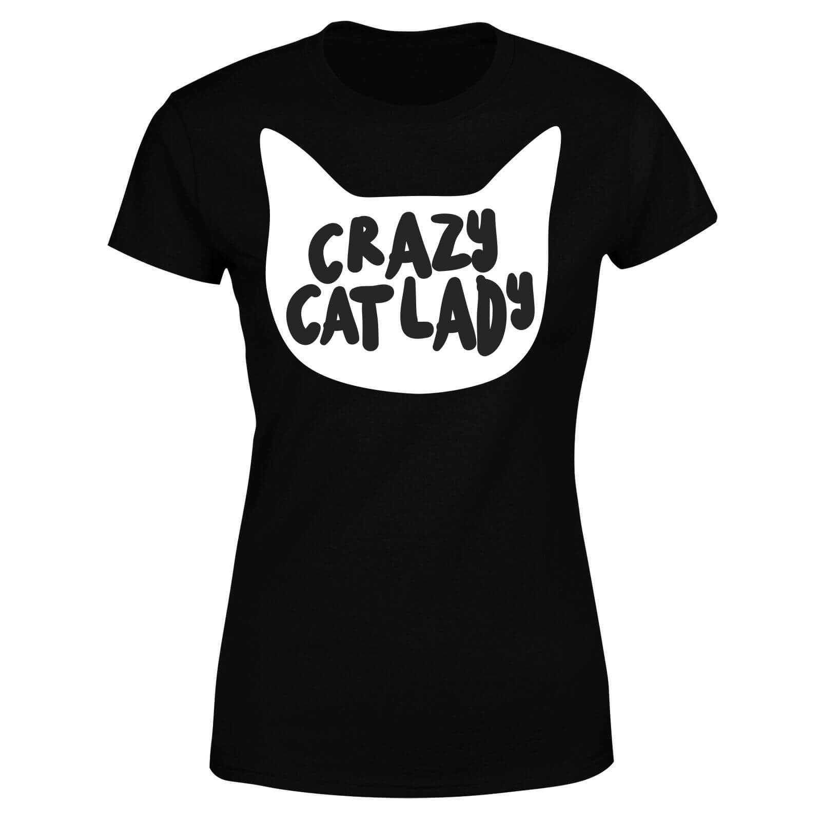 Crazy Cat Lady Women