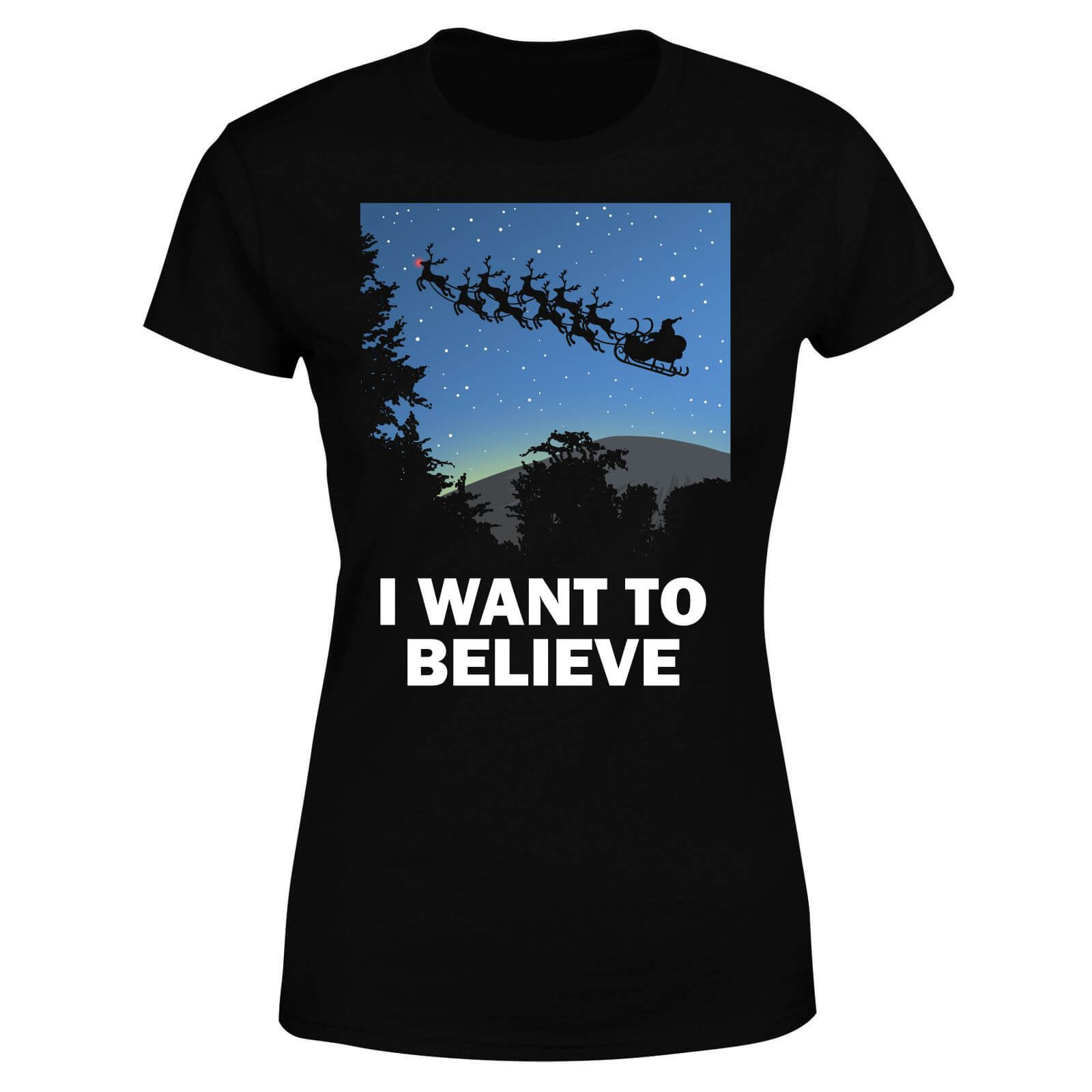 I Want To Believe Women