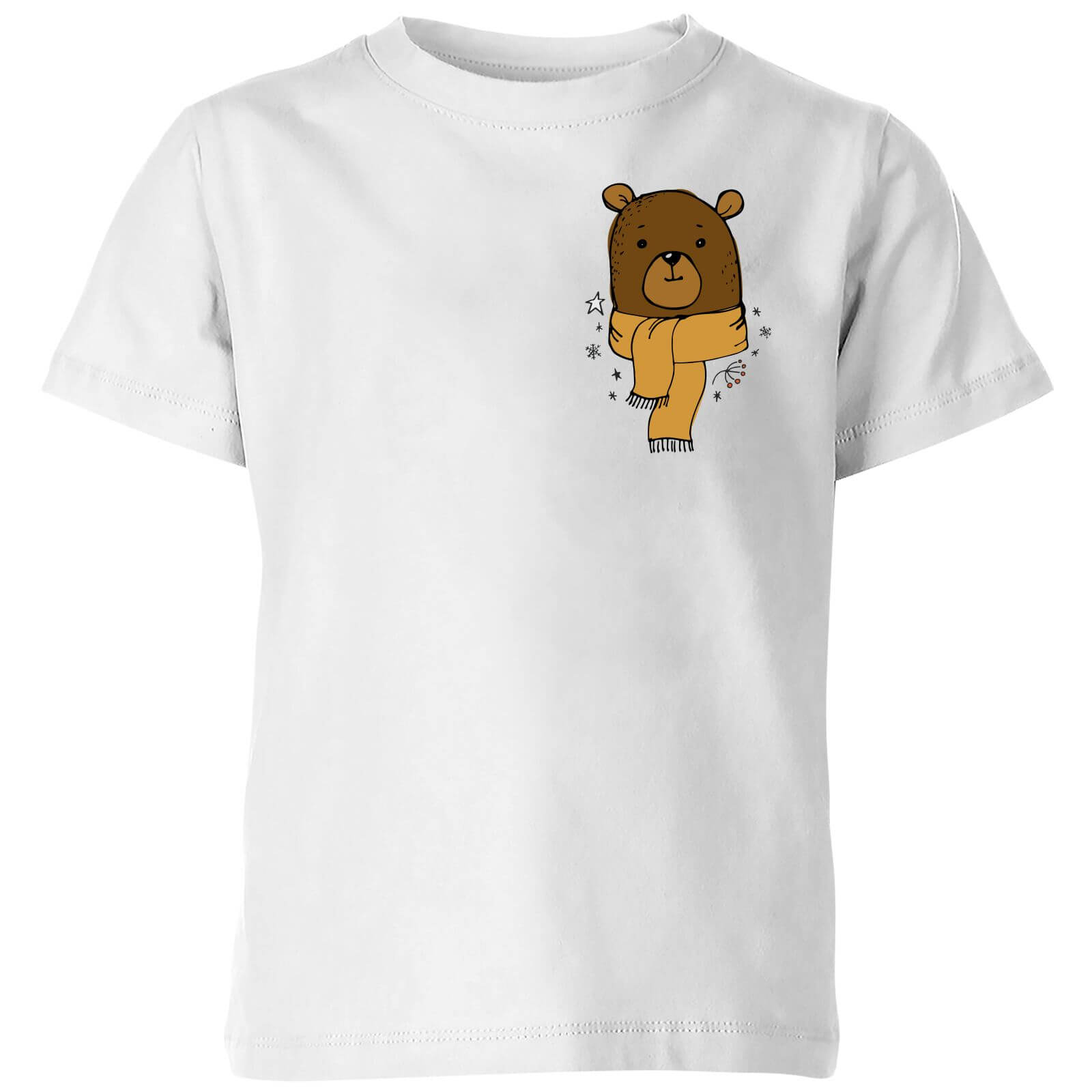 Christmas Bear Pocket Kids