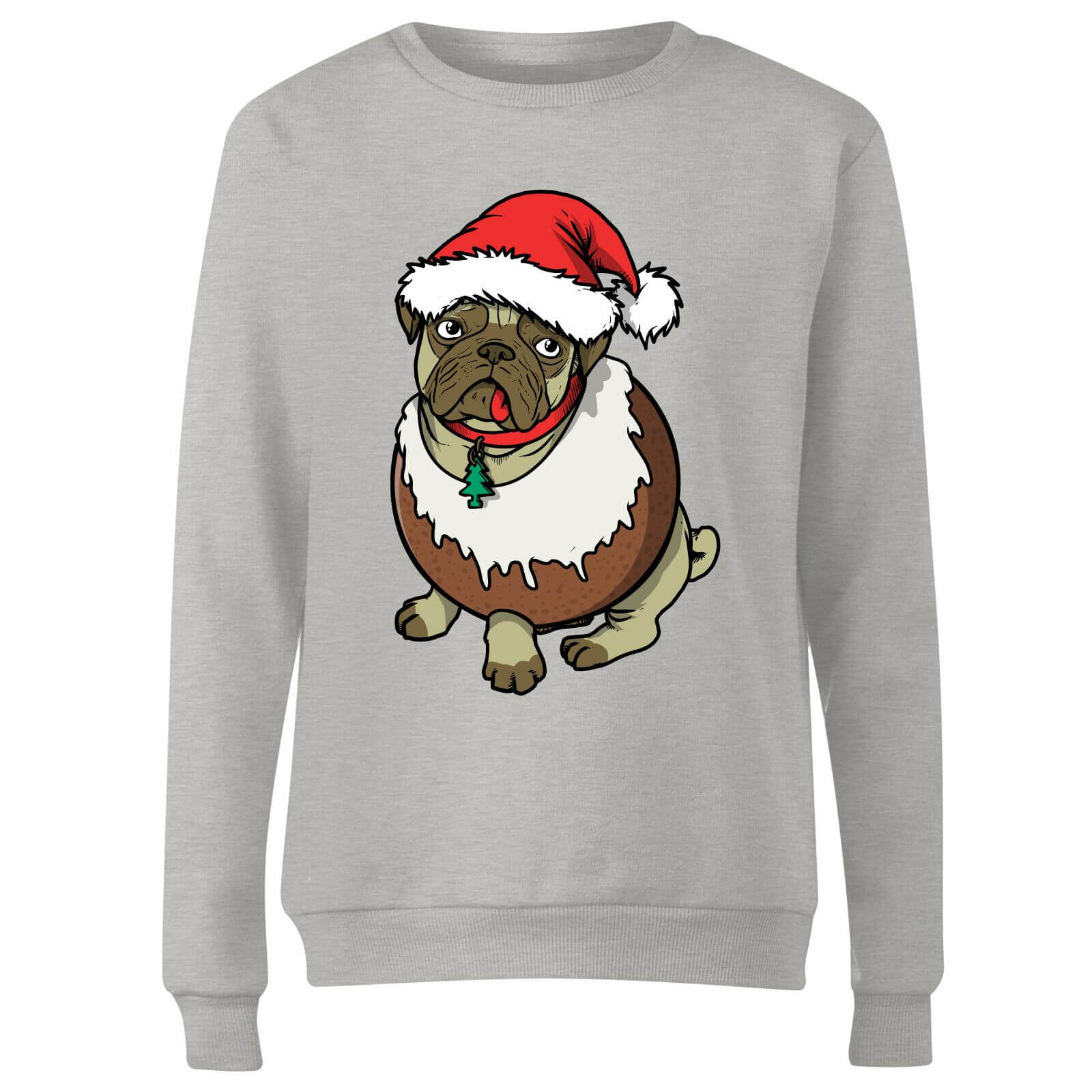 Christmas Puggin Women