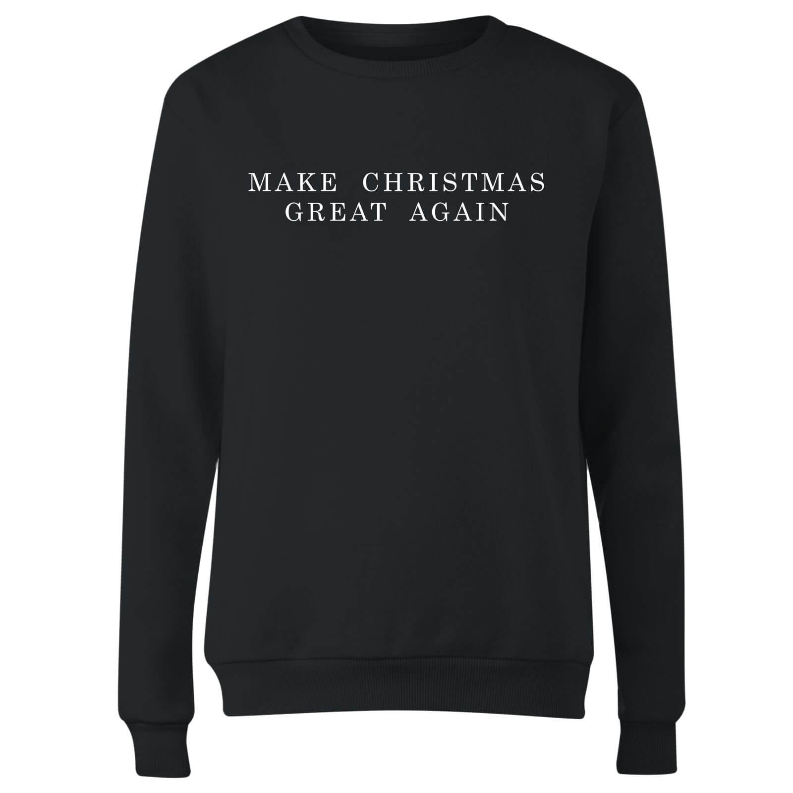 Make Christmas Great Again Women