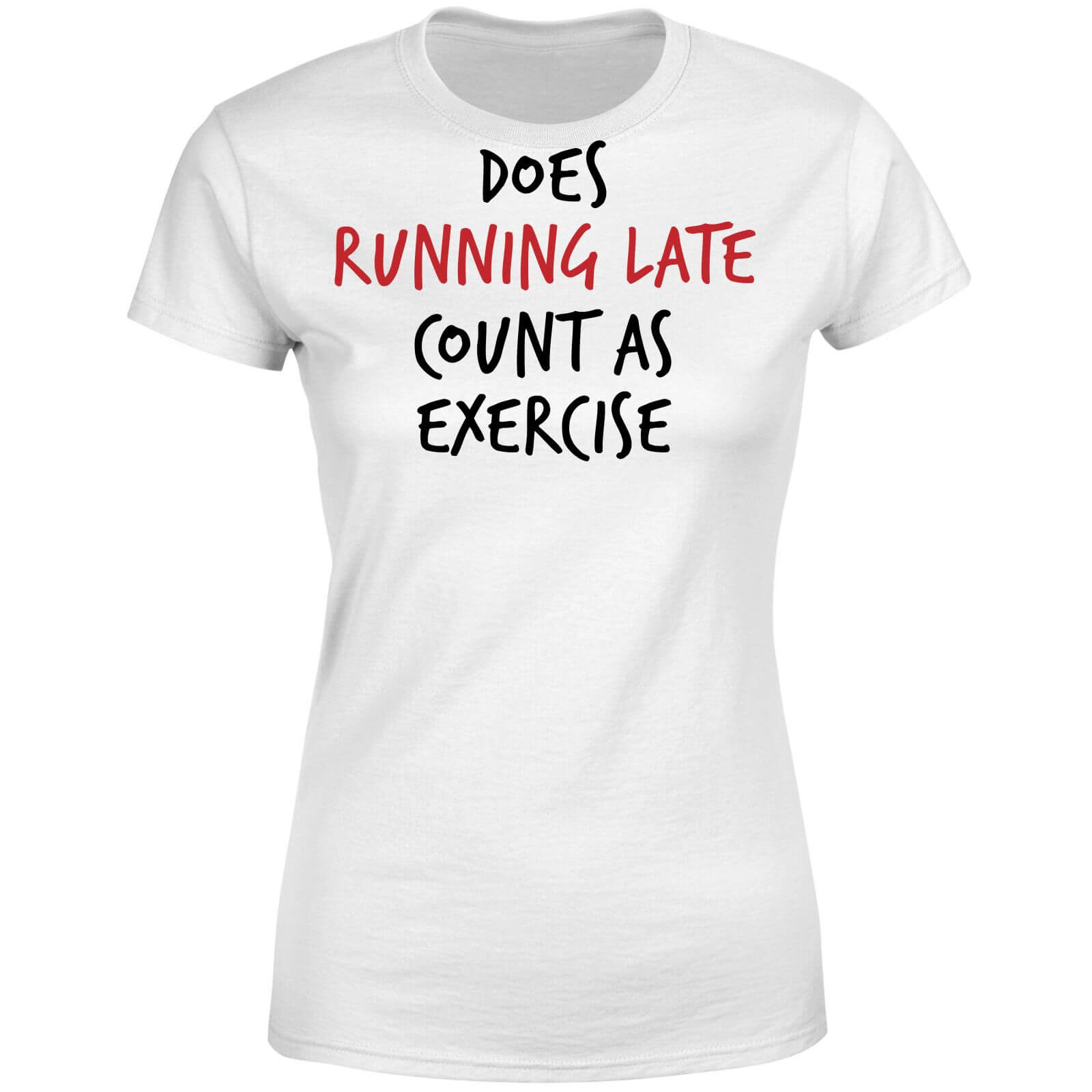 Does Running Late Count as Exercise Women