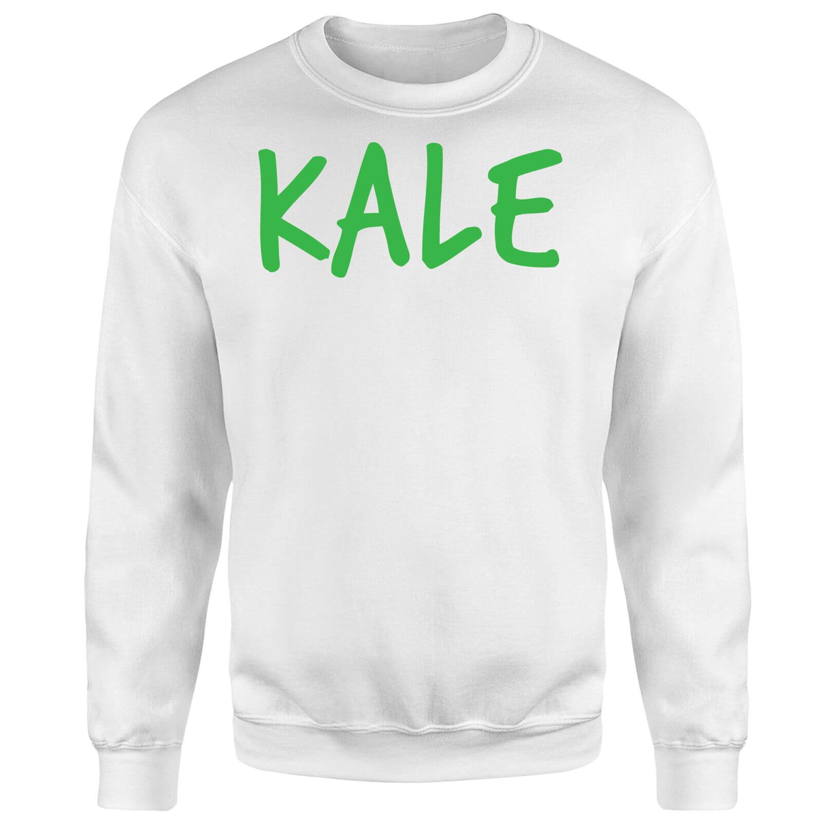 Kale Sweatshirt - White