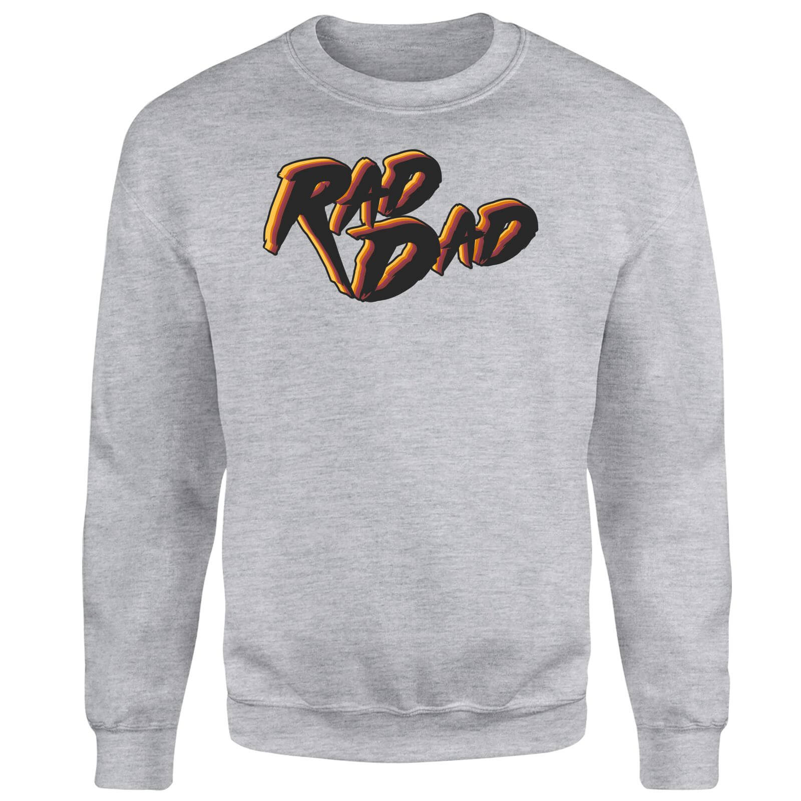 Rad Dad Sweatshirt - Grey
