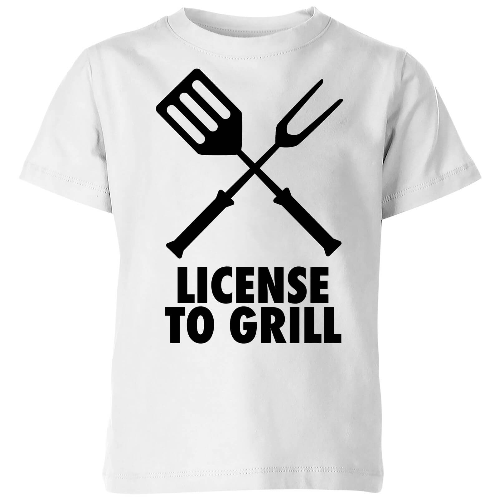 License to Grill Kids
