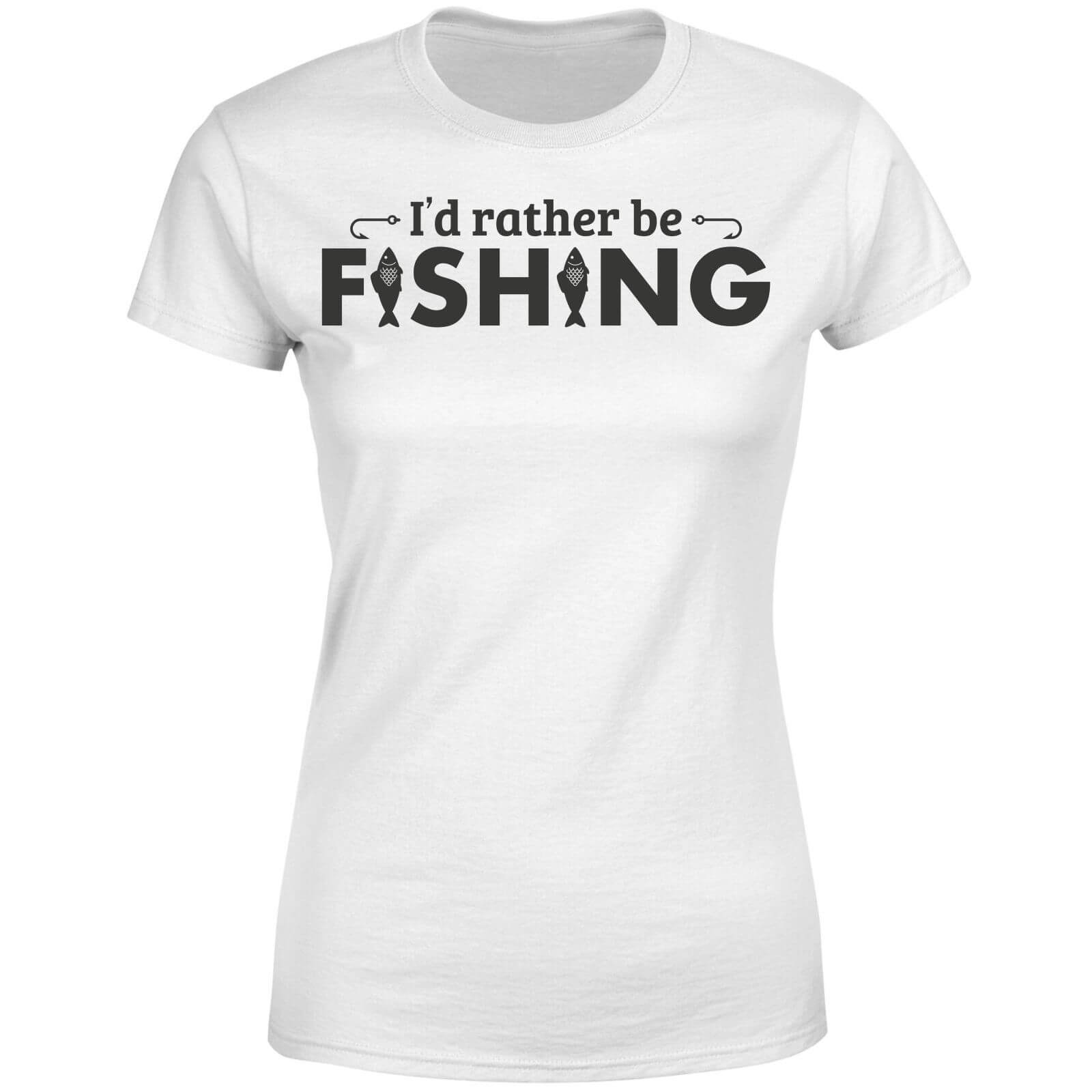 Id Rather be Fishing Women