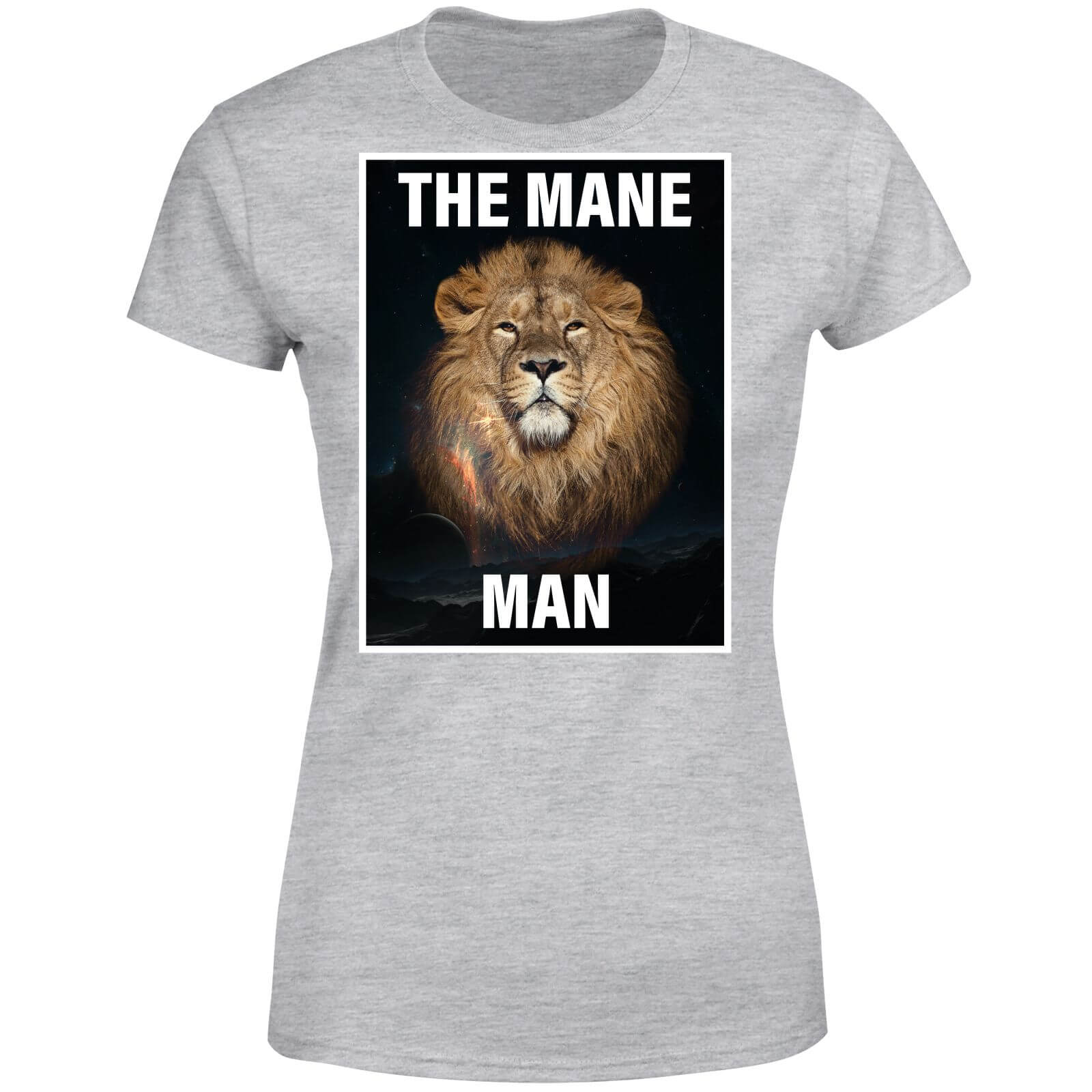 The Mane Man Women