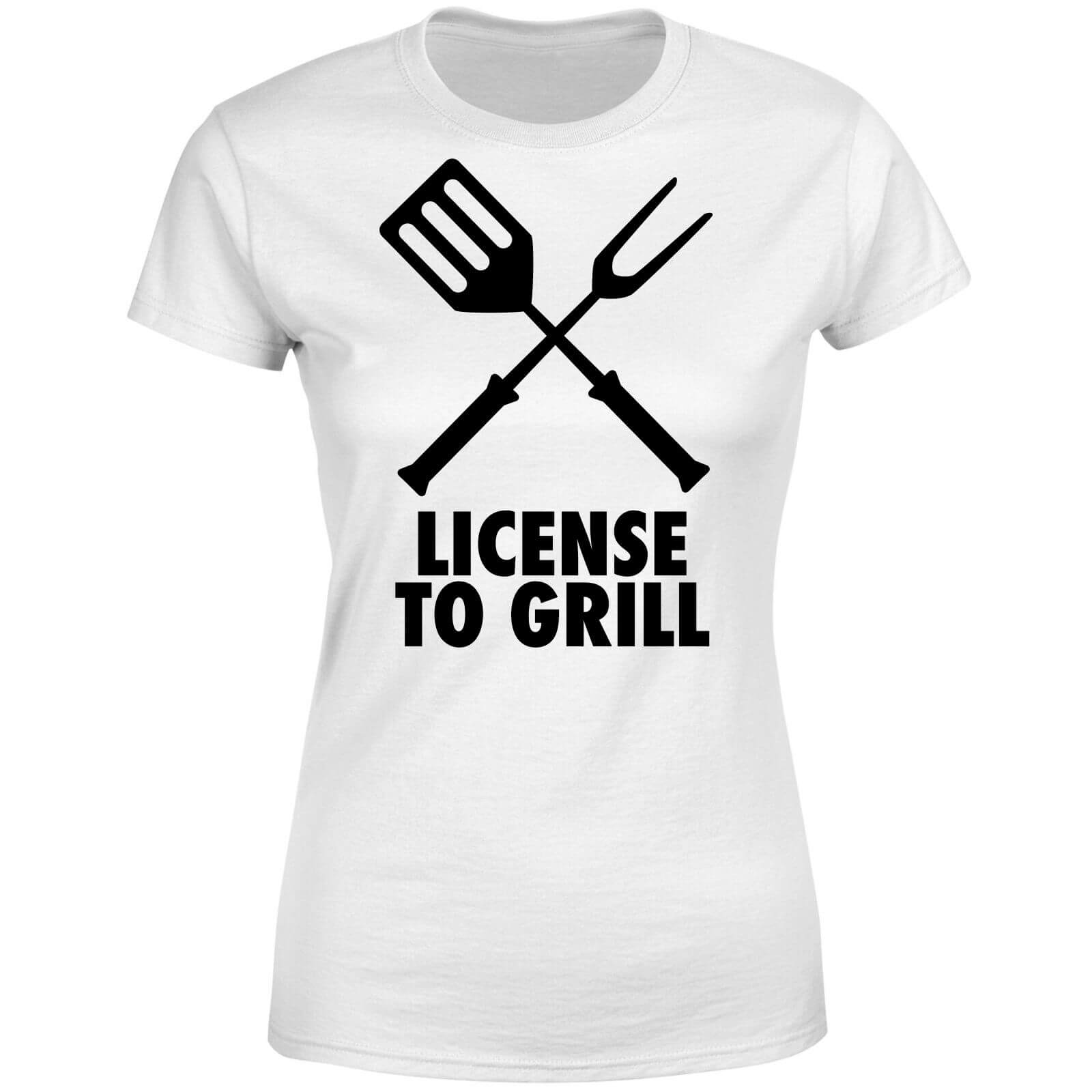 License to Grill Women