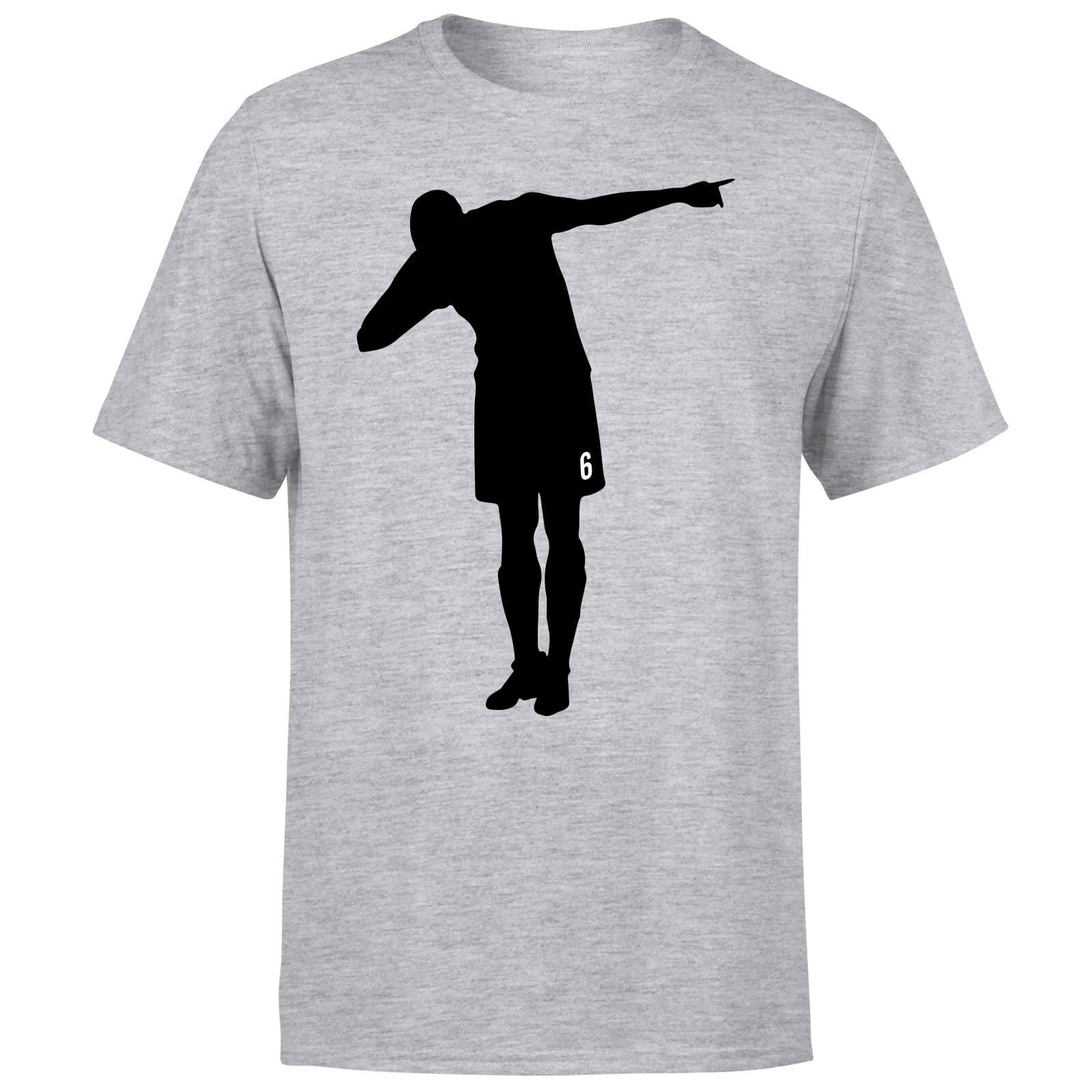 Celebration Dab T-Shirt - Grey