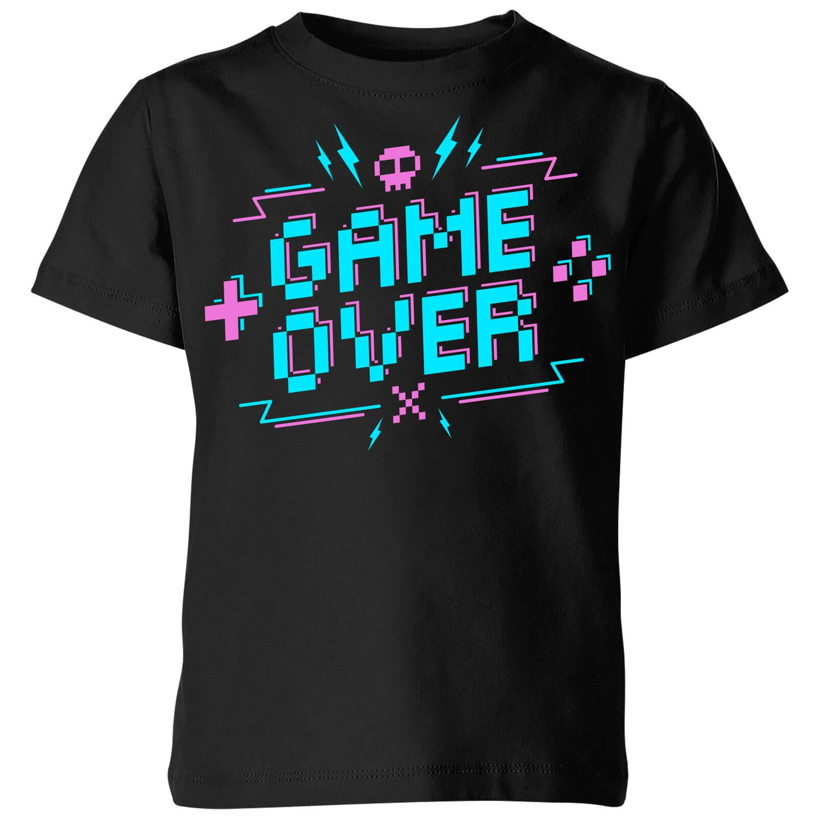 Game Over Gaming Kids