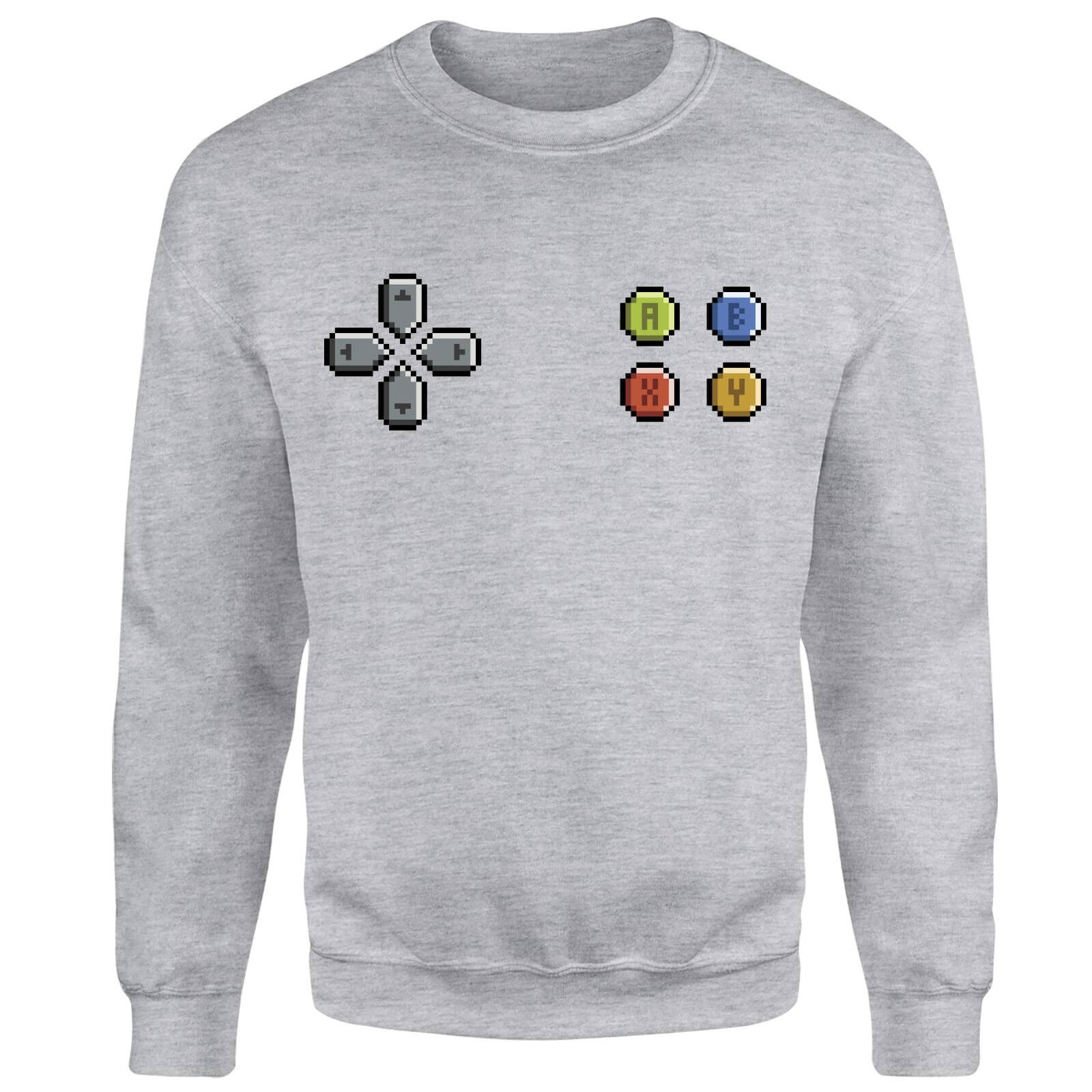 Pad Gaming Sweatshirt - Grey