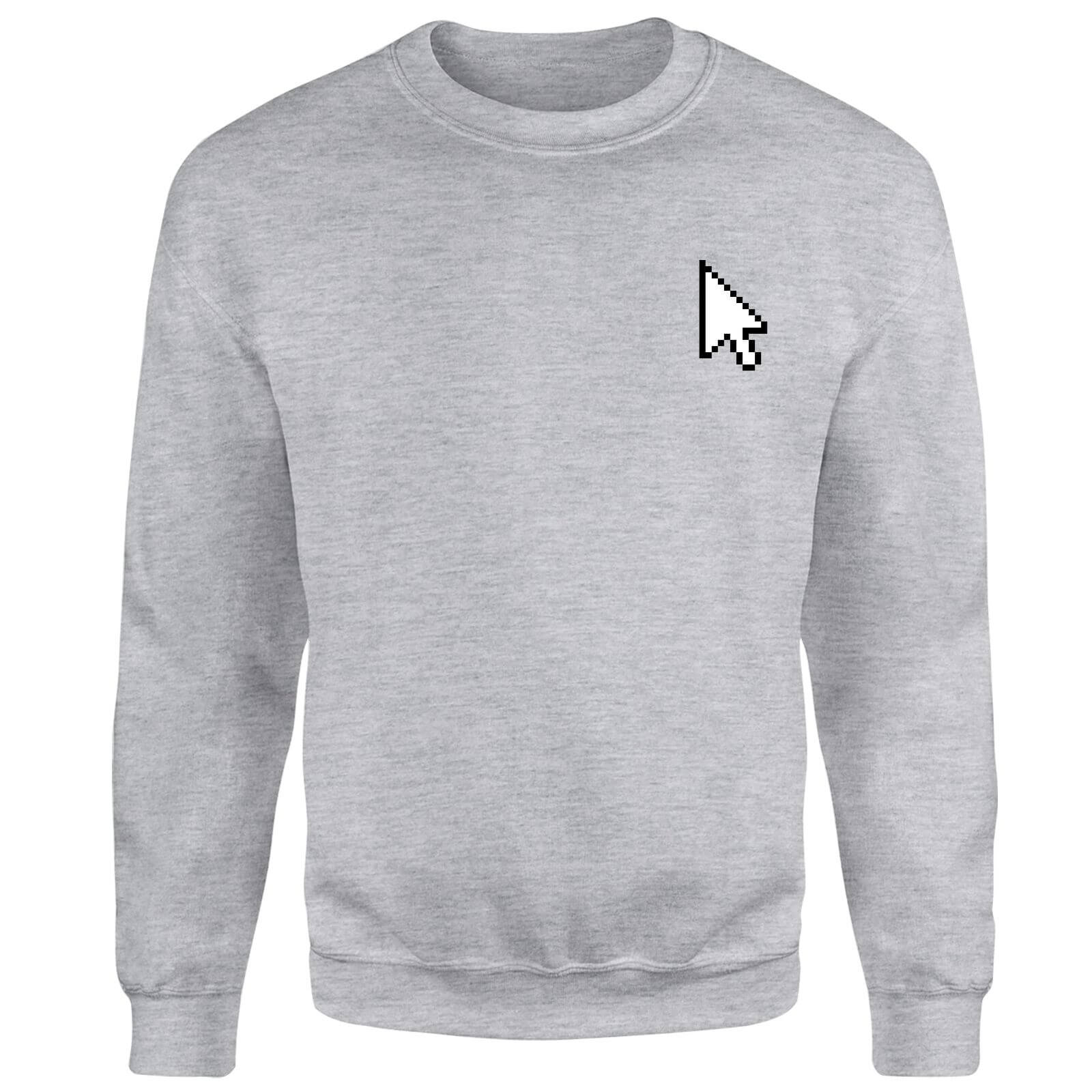 Pointer Gaming Sweatshirt - Grey