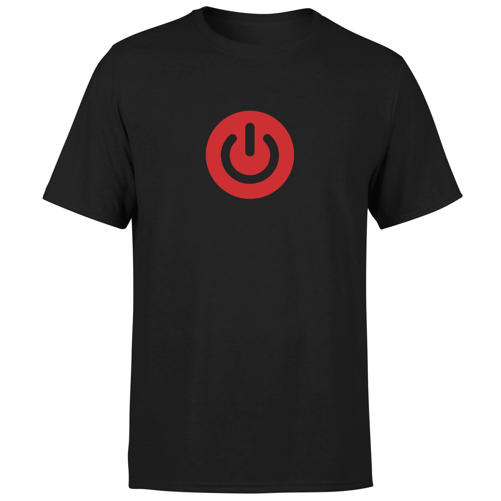 Power On T-Shirt - Black