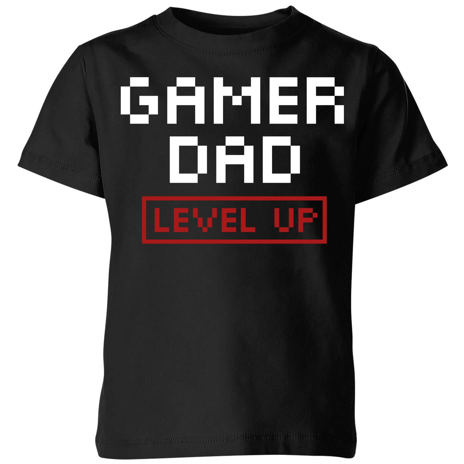 Gamer Dad Level Up Kids