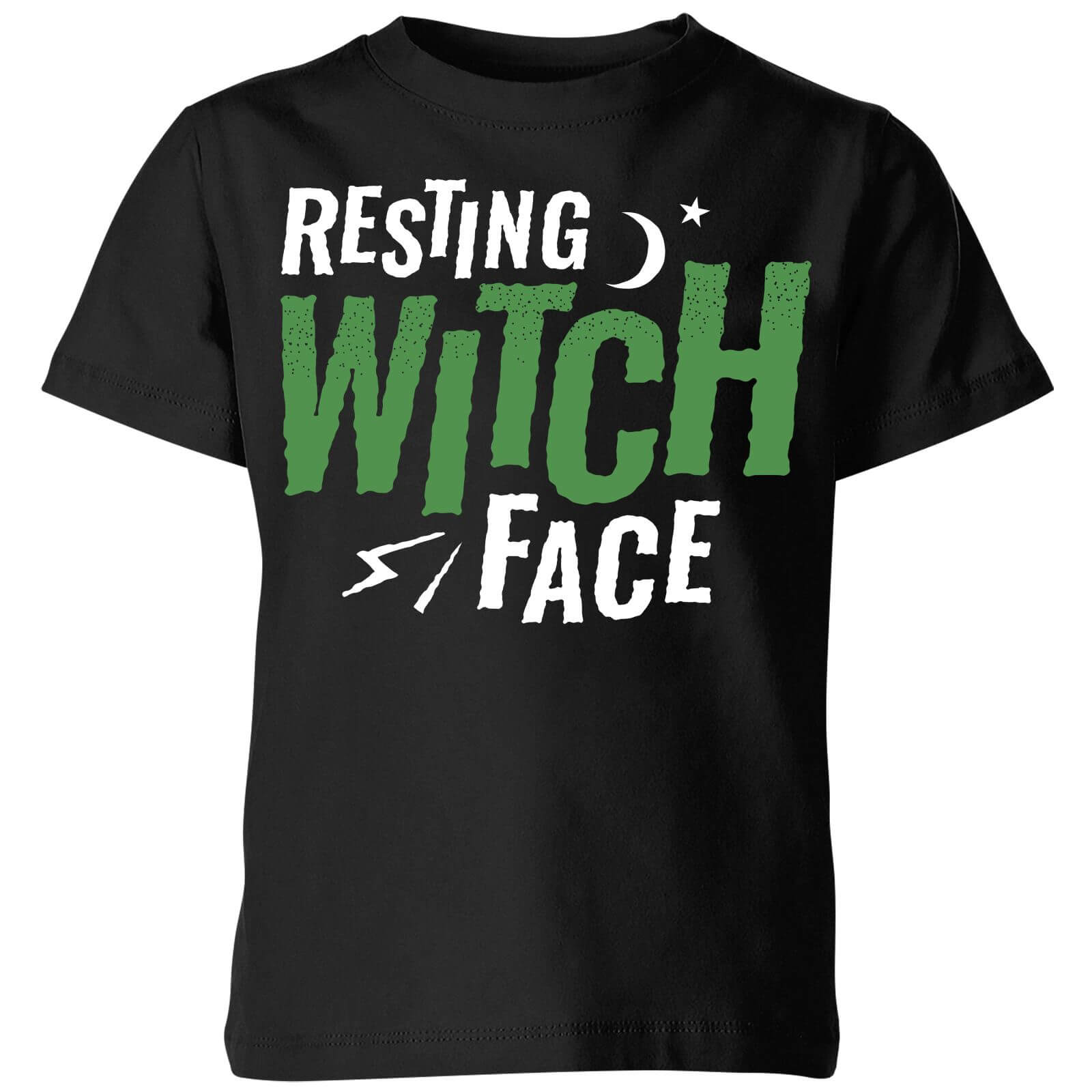 Resting Witch Face Kids