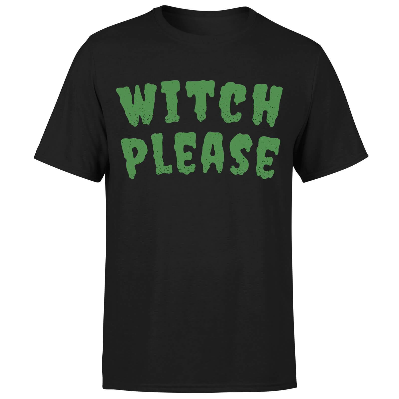 Witch Please T-Shirt - Black