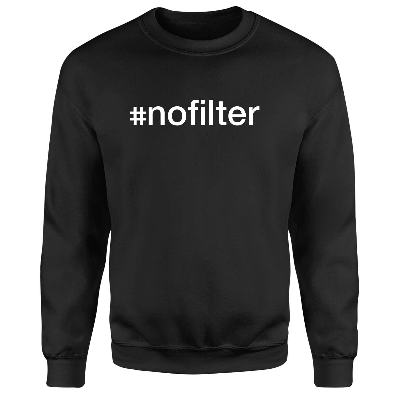 nofilter Sweatshirt - Black
