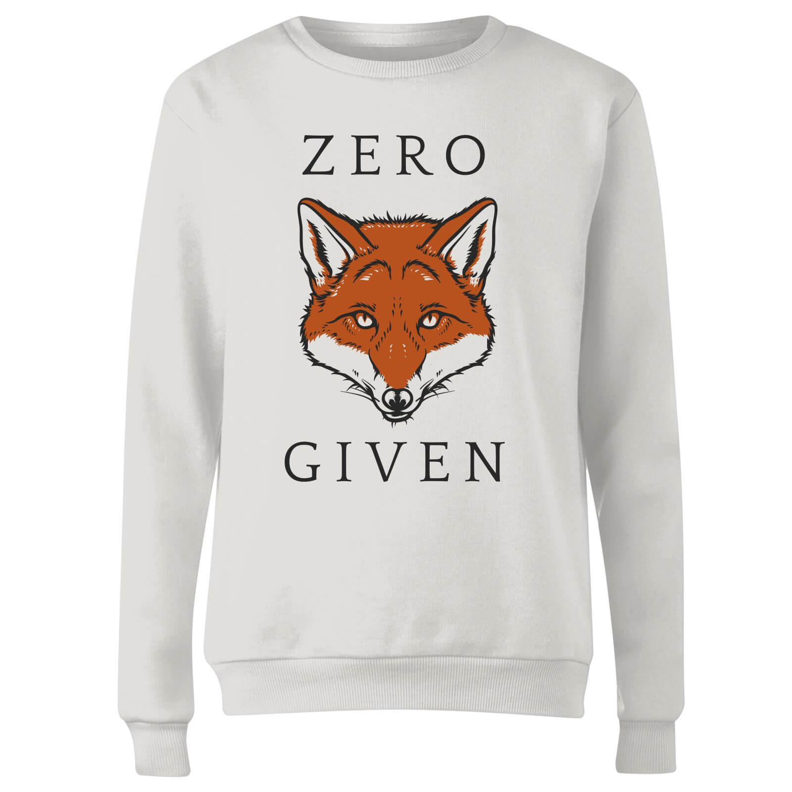 Zero Fox Given Women