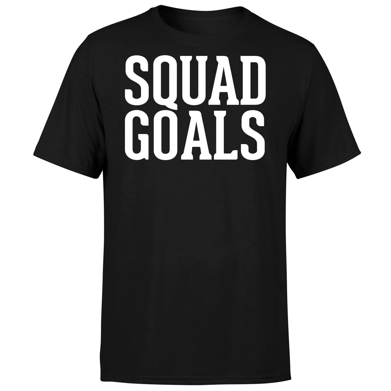 Squad Goals T-Shirt - Black