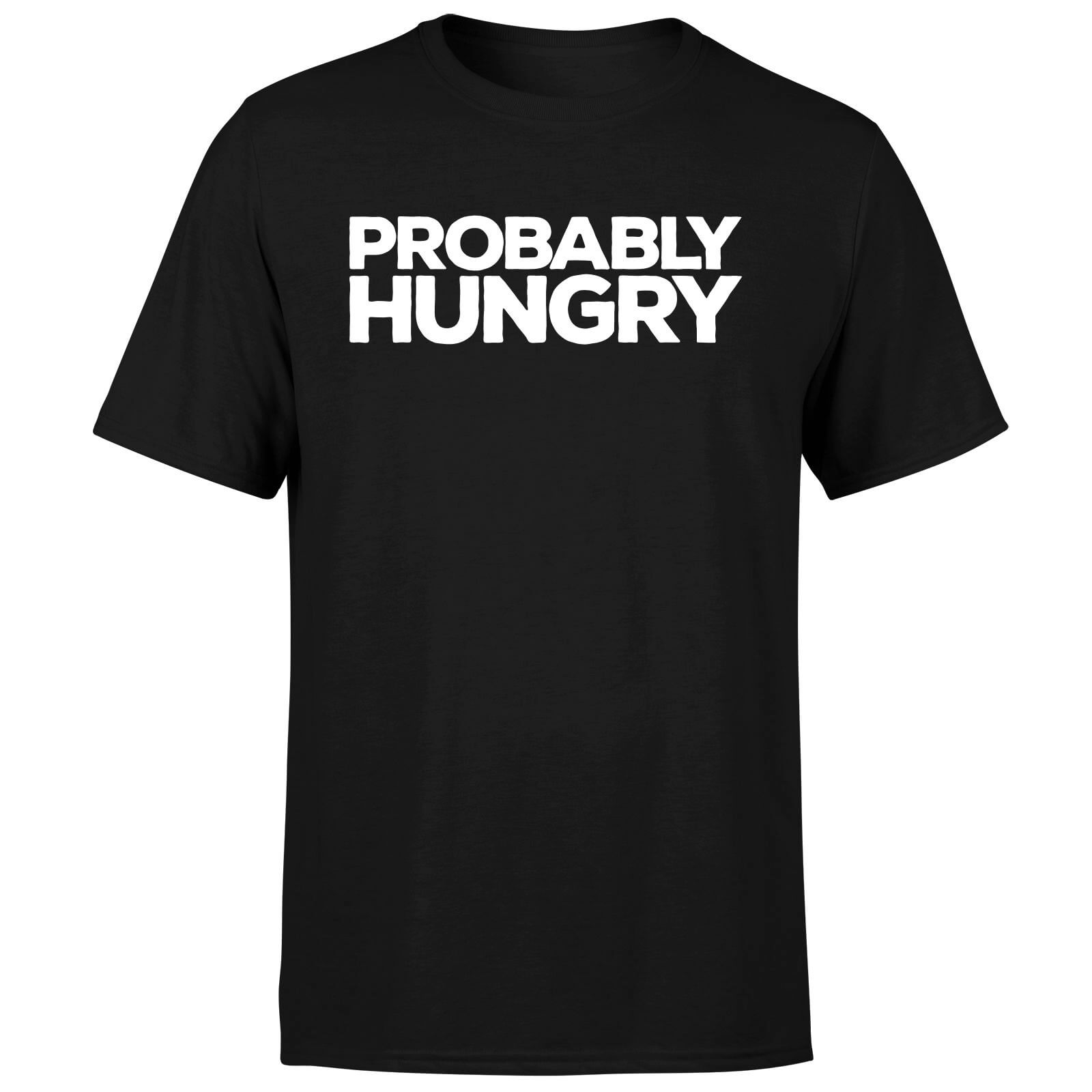 Probably Hungry T-Shirt - Black