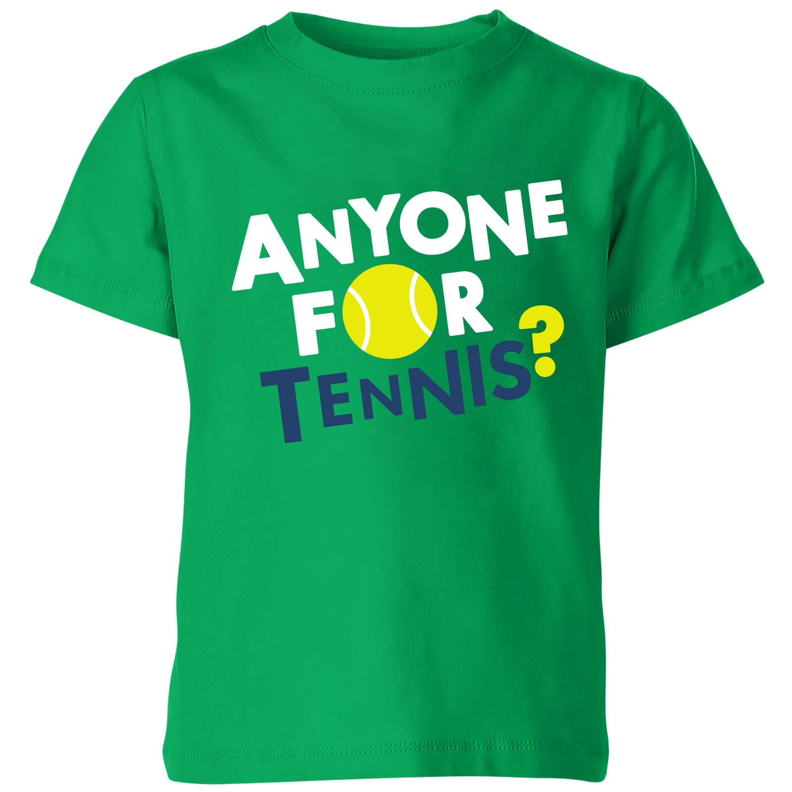 Anyone for Tennis Kids
