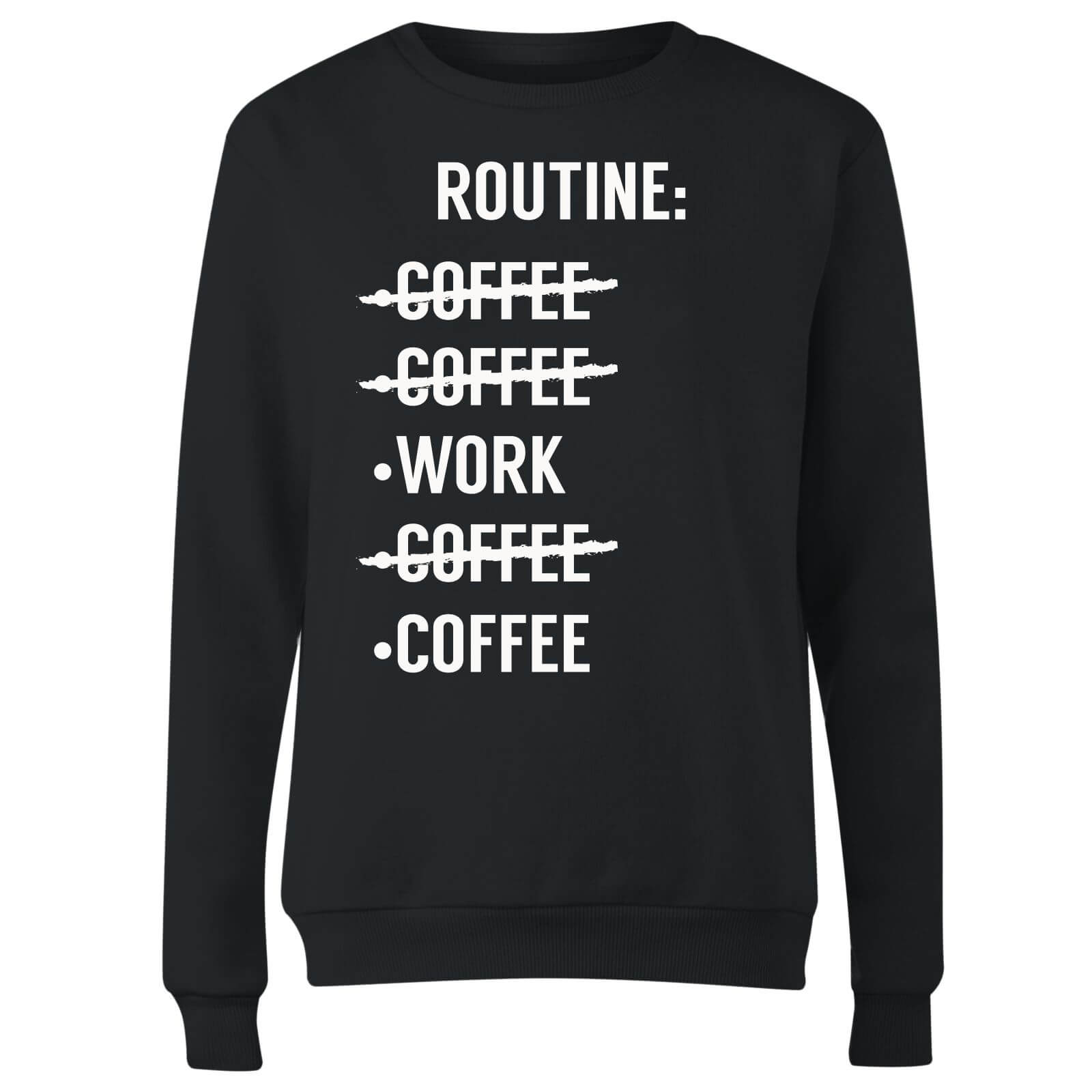 Coffee Routine Women
