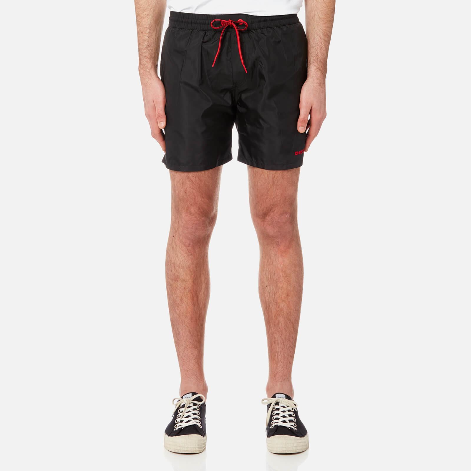 a5cfd47a9a Diesel Men's Wave Basic Swim Shorts - Black Mens Underwear | TheHut.com