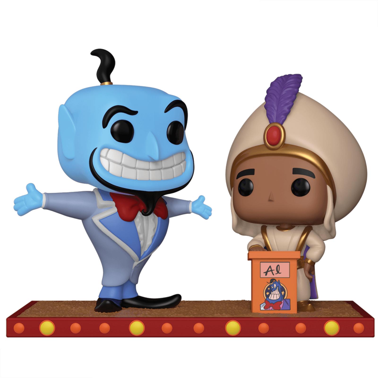 Aladdin Genie Pop Movie Moment Pop In A Box Uk