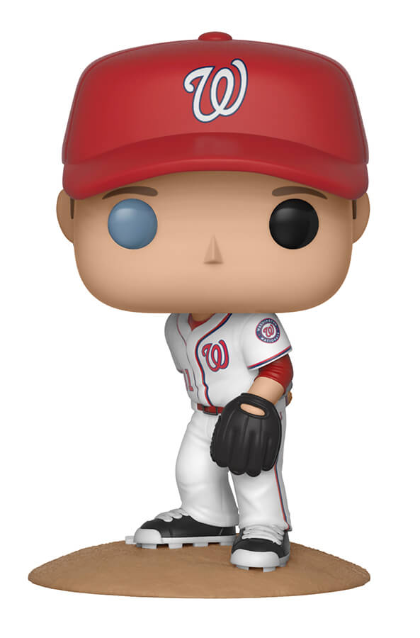 MLB Max Scherzer Pop! Vinyl Figure