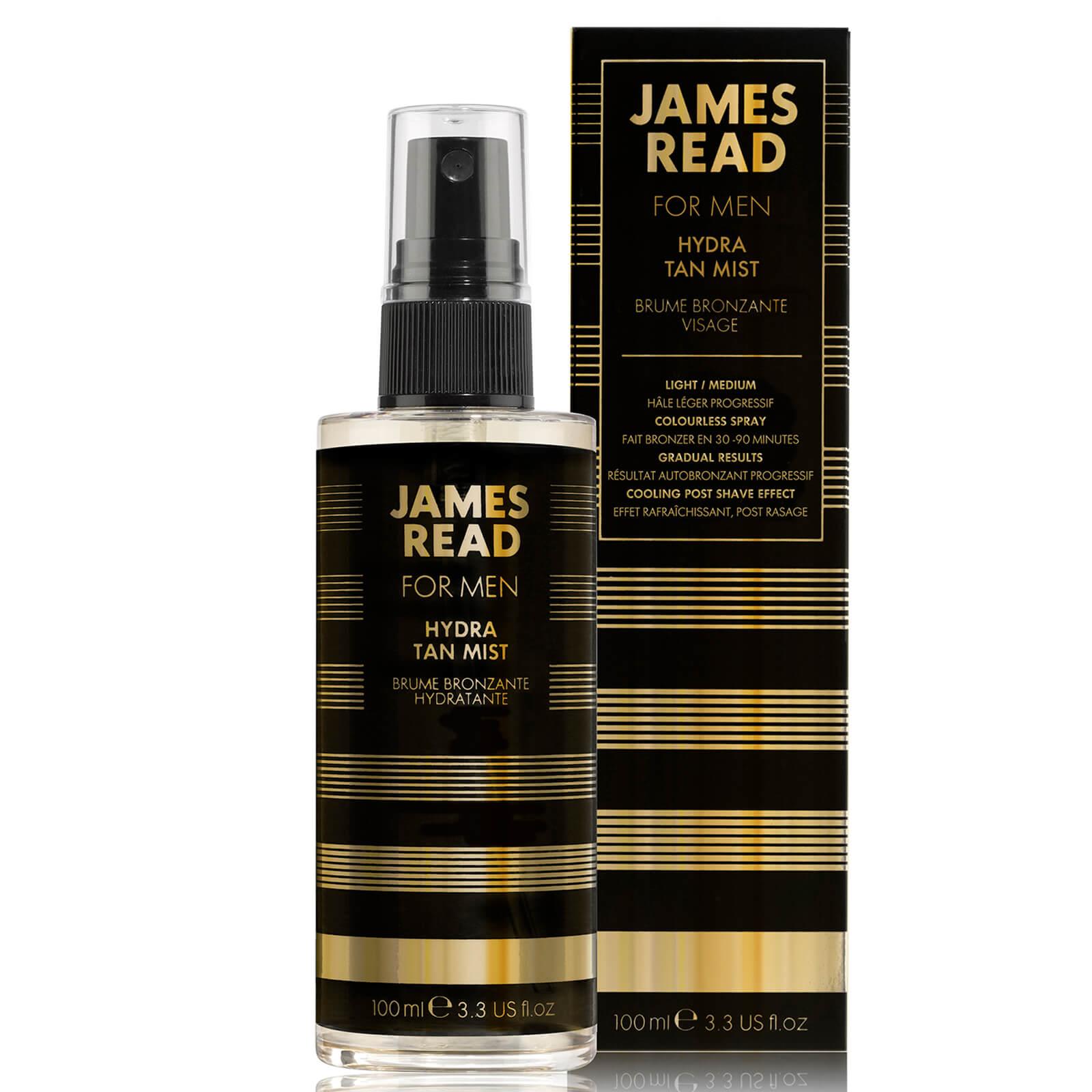 James Read Hydra Tan Mist For Men 100ml Beautyexpert Crabtree Rj45 Module Wiring Diagram Product Description