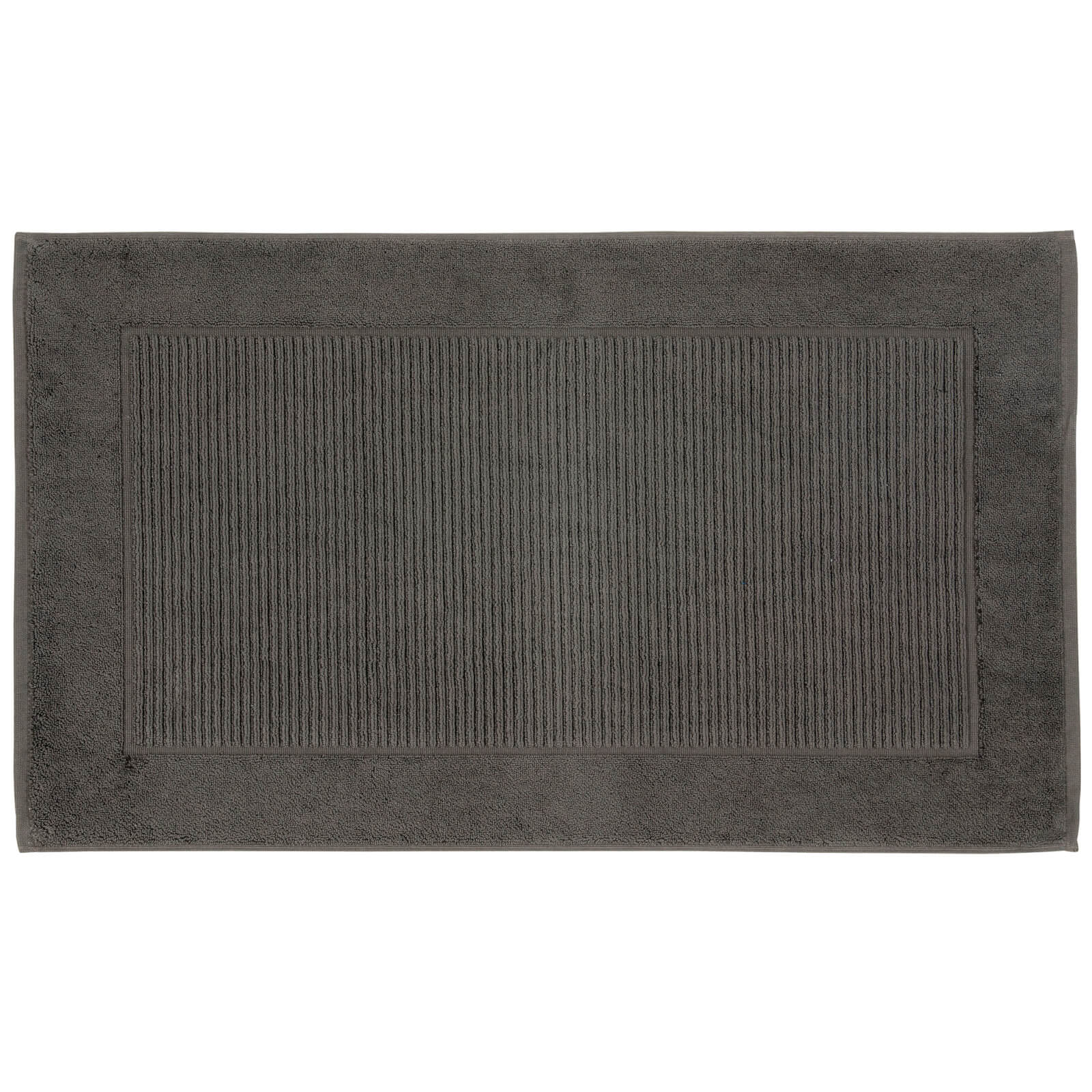Christy Supreme Hygro Bath Mat - Set of 2 - Graphite