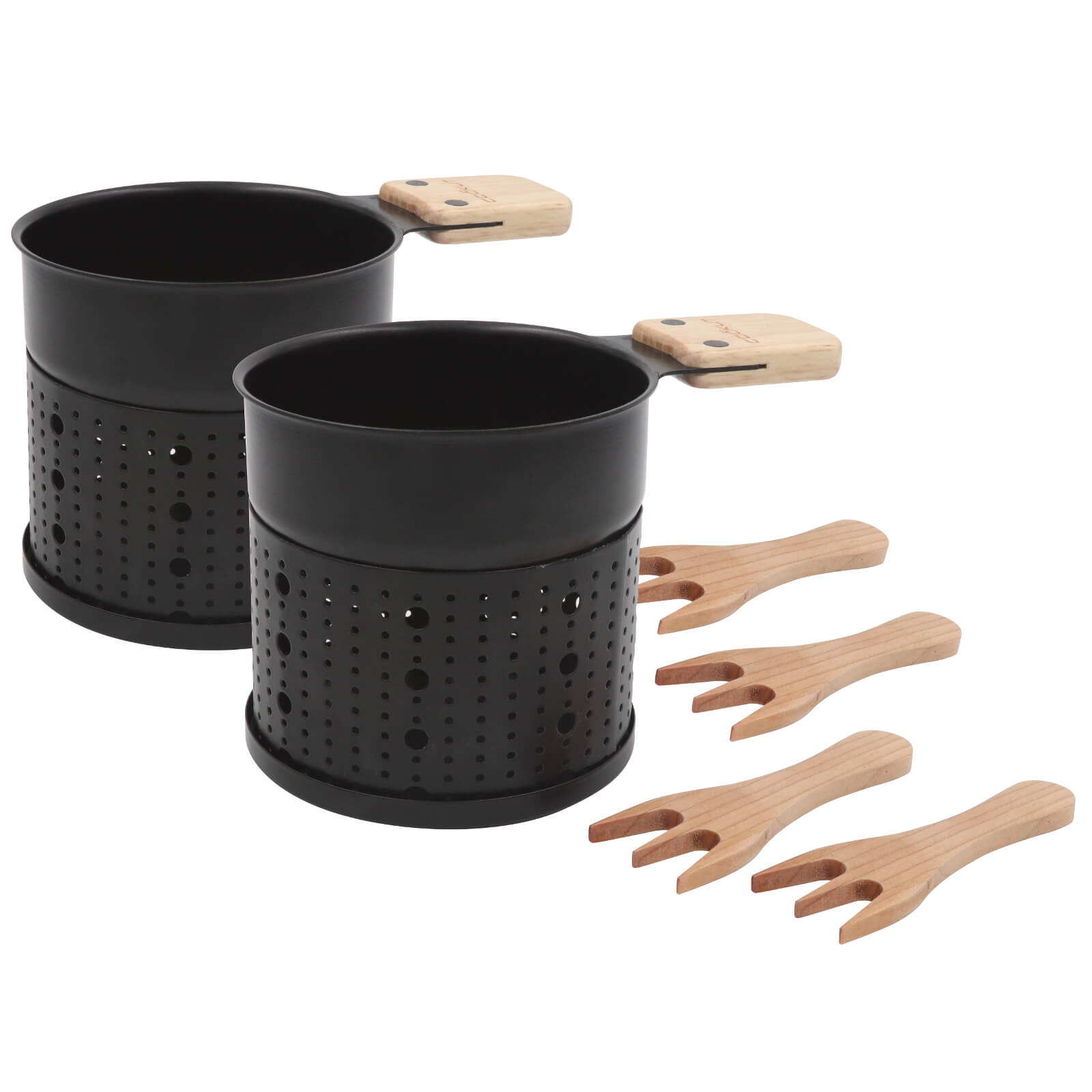 Lumi Choco Chocolate Fondue Set For 4