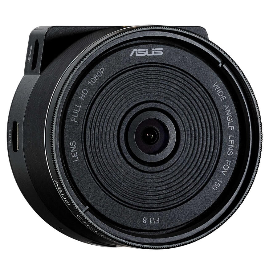 ASUS Reco 1080p Full HD Smart NFC Dash Cam with Collision Sensor