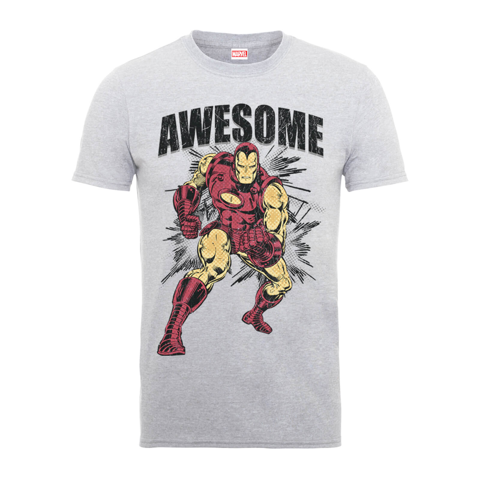 Marvel Comics Iron Man Awesome Men