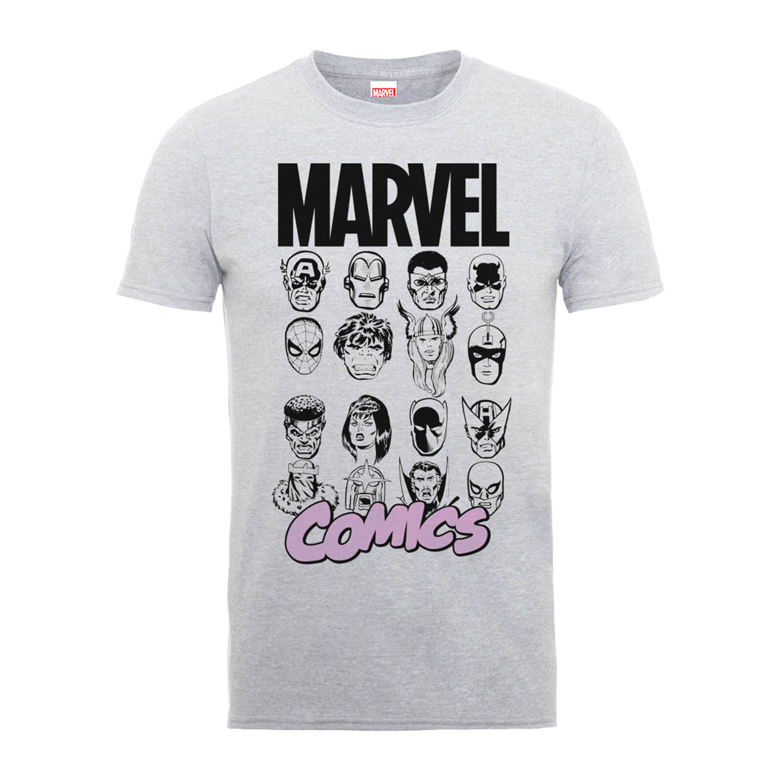 Marvel Comics Multi-Faces Men