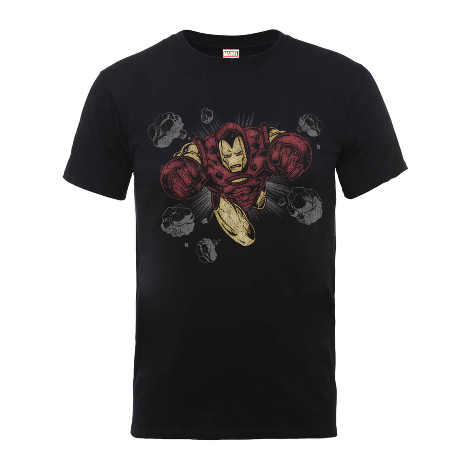 Marvel Comics Iron Man Rocks Men