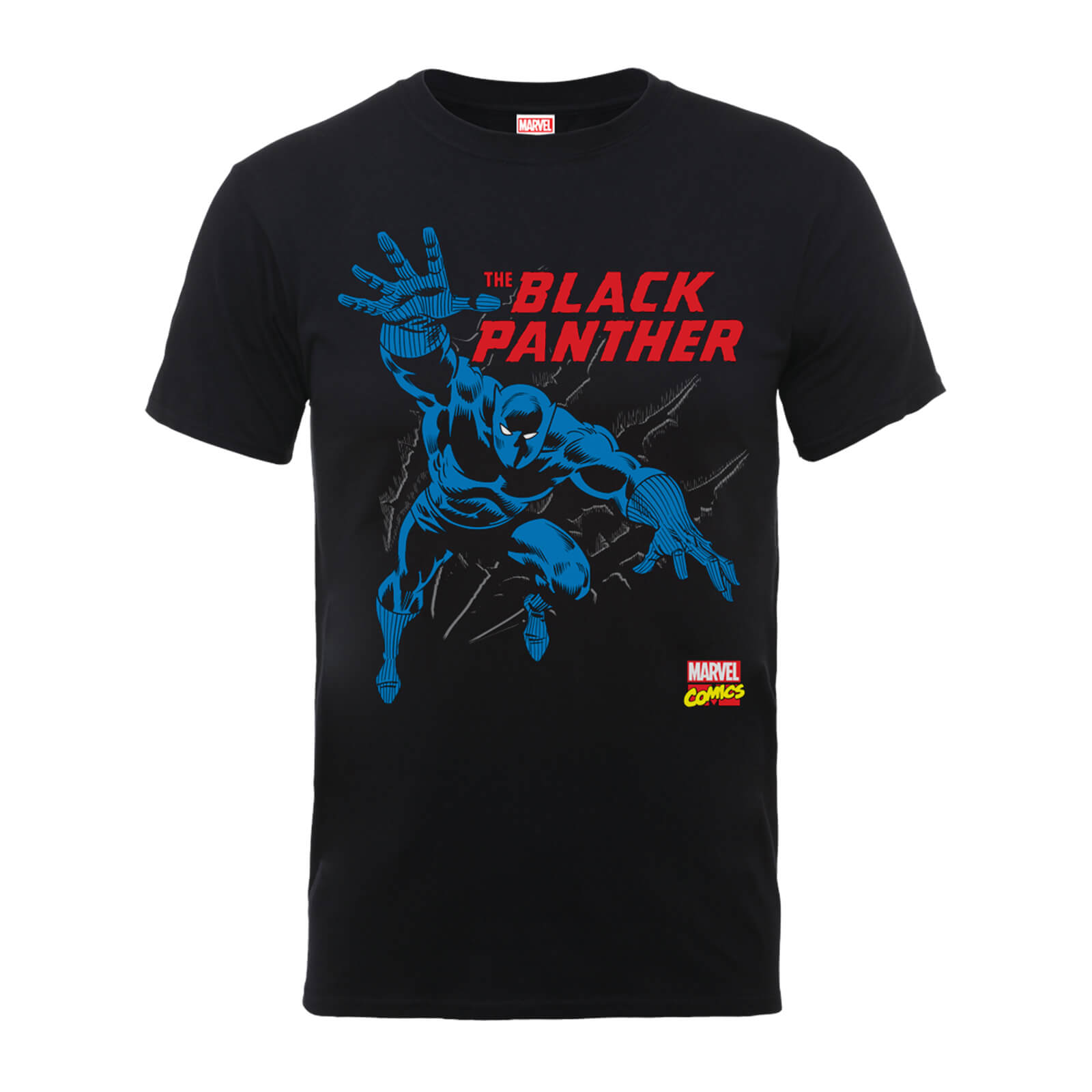 Marvel Comics The Black Panther Men