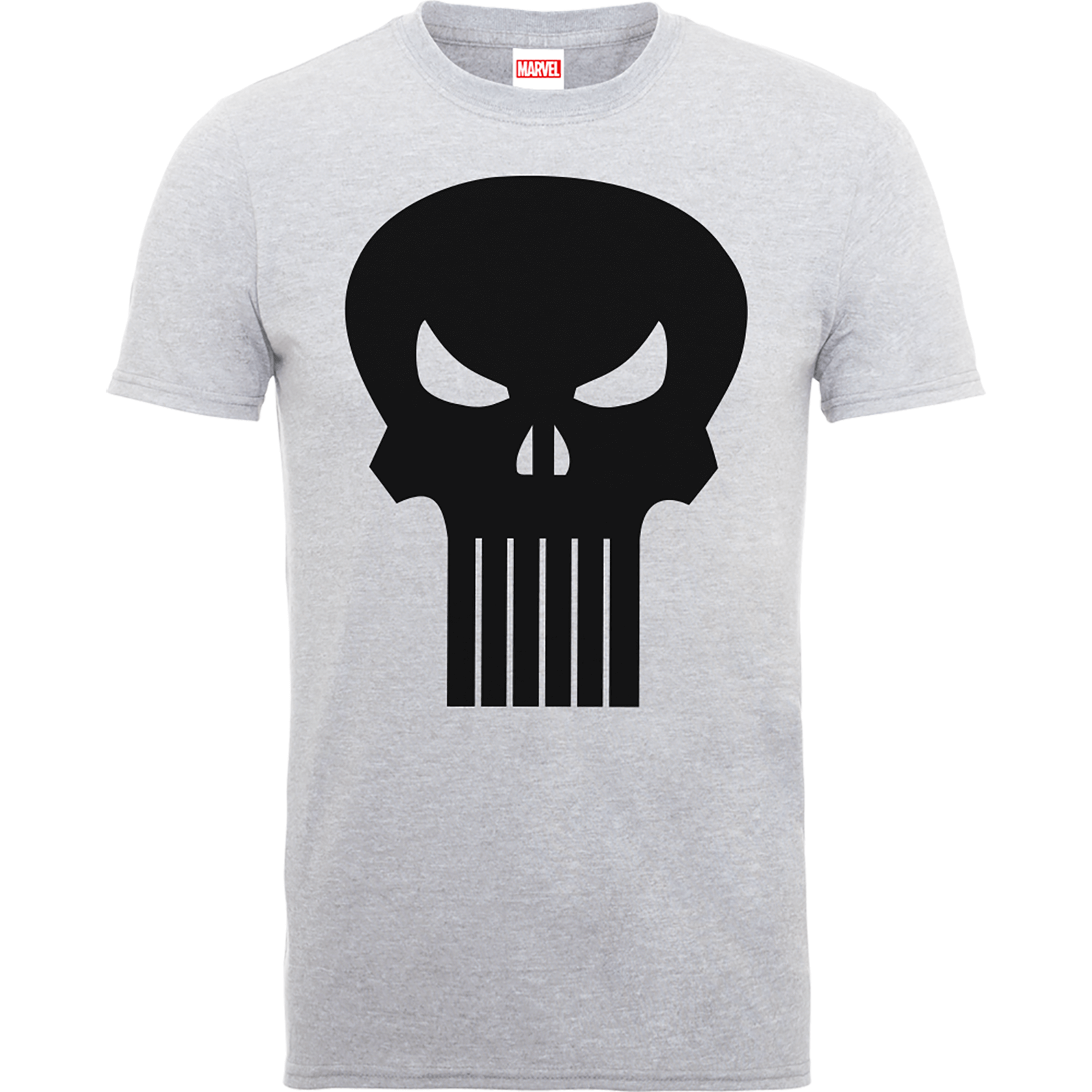 Marvel The Punisher Skull Logo Men