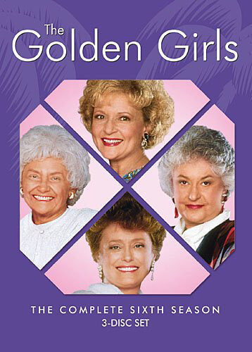 Golden Girls: Complete Sixth Season