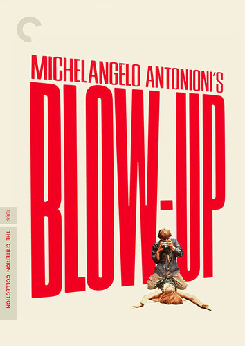 Criterion Collection: Blow-Up