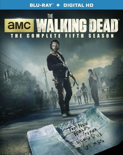 Walking Dead: Season 5