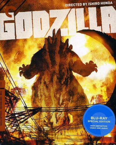 Criterion Collection: Godzilla (1954)