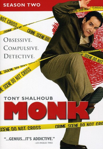 Monk: Season Two