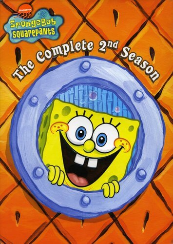 Spongebob Squarepants: Complete Second Season