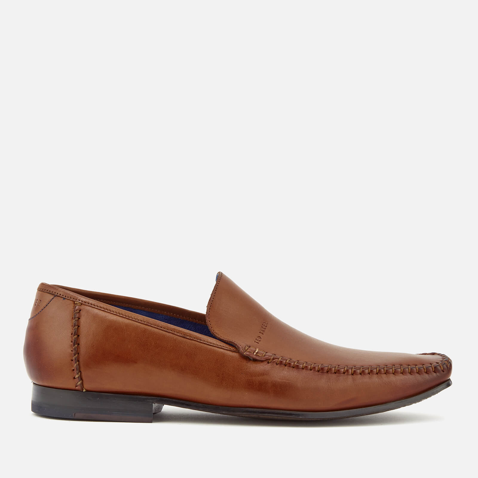 9e928acbf Ted Baker Men s Bly 9 Leather Slip-On Loafers - Tan Clothing ...