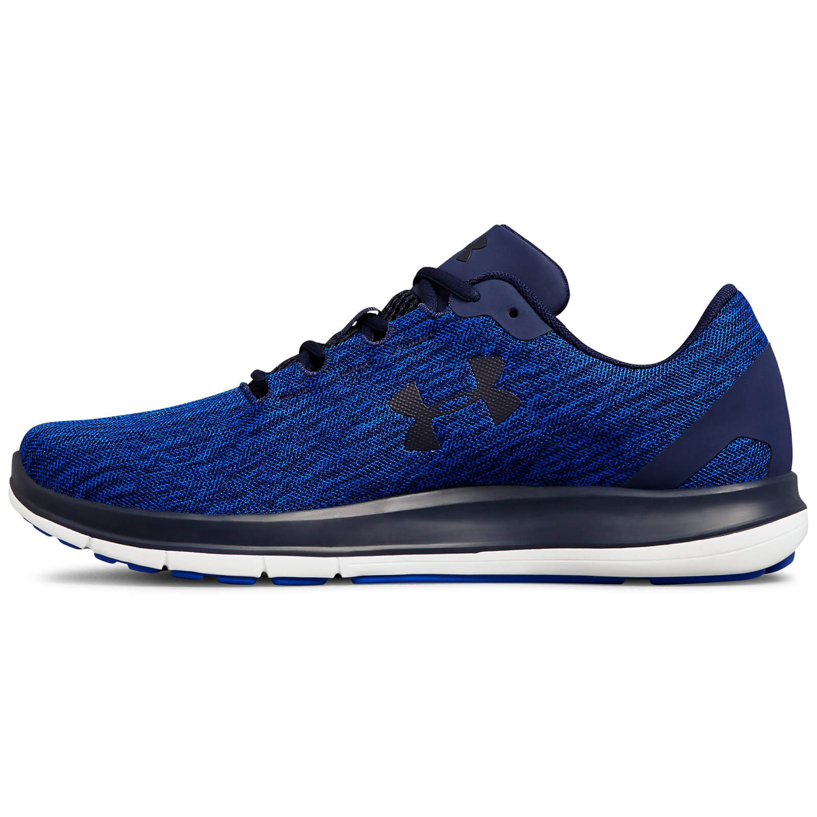 Under Armour Men s Remix Running Shoes - Navy  37bb0c8a986