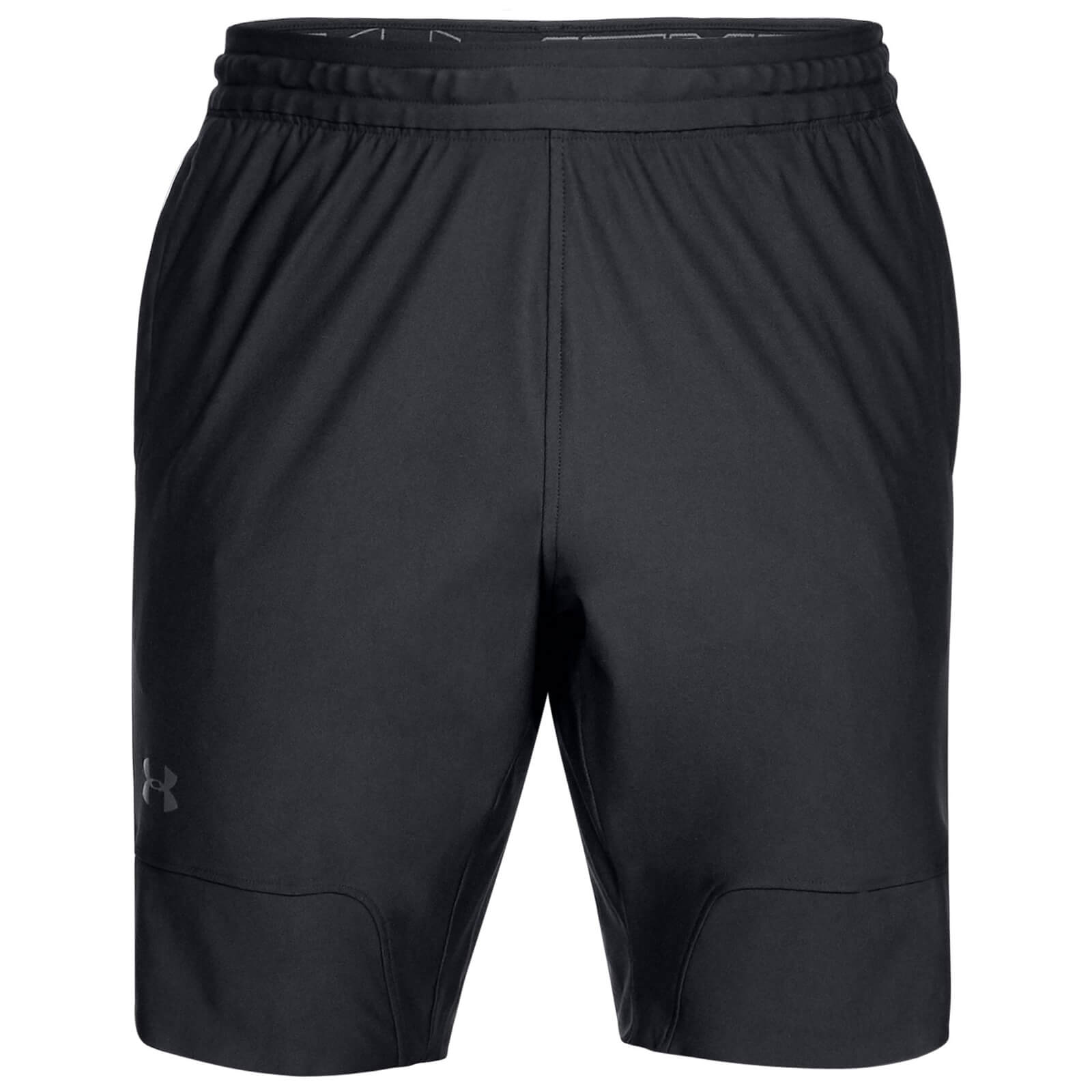0a4805c6c Under Armour Men's Threadborne Vanish FTD Shorts - Black | ProBikeKit.com